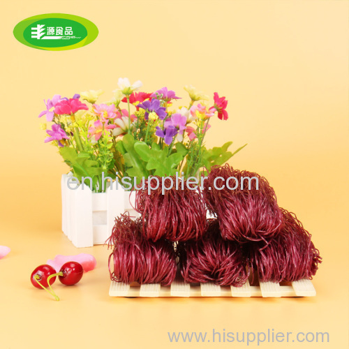 Longkou purple sweet potato vermicelli