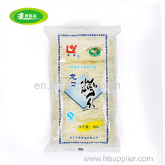Natural pollution-free pea vermicelli