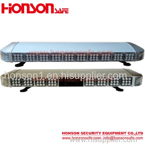 LED Ambulance lightbar strobe warning light bar for vehicle HS9140