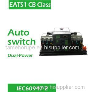 Dual Power Automatic Transfer Switch Equipment