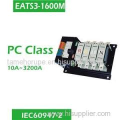 ATS Power Automatic Transfer Switch
