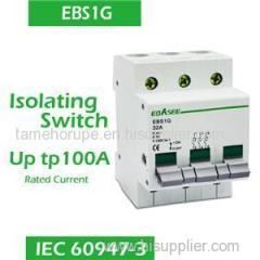 Isolating Switch HL30 Electrical Isolator