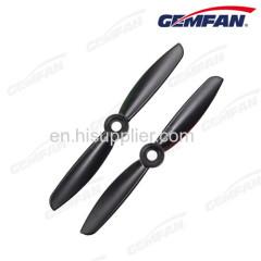 gemfan Propellers 4x4.5 inch CW Propeller - 2 Blade (2 Pack - Black PC)