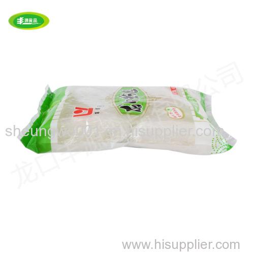 Soft smooth mung bean vermicelli