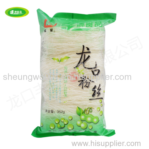 Favored by the people of mung bean vermicelli