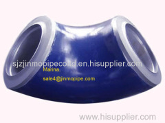 ASME A860 Wphy 65 Wrought Seamless 14inch Sch60 Line Pipe Elbow