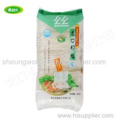 bundelen soort gemengde bonen longkou merk vermicelli