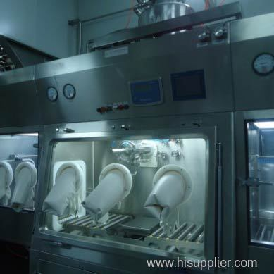 Pharmaceutical isolator for dispensing