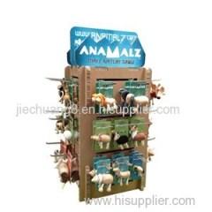 Cardboard Custom Design Doll Toy Display
