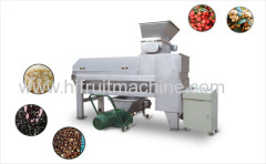 Lychee litchi lichee Longan Peeling Pitting Crushing Machine