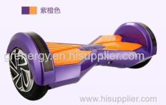 2016 Two wheel smart balance electric scooter with 8 inch