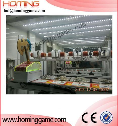 Beautiful design console machine/ key master prize machine/ coin operated game machine