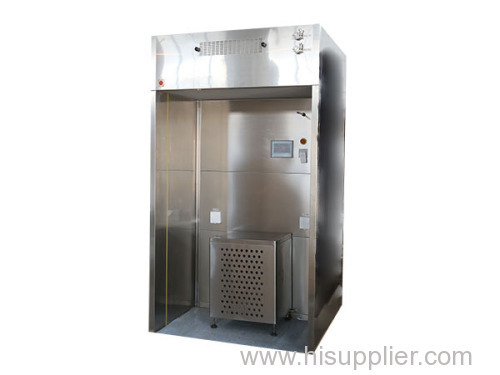 99.995 % GMP Standard Weighing Dispensing Booth With Air Speed Adjustable
