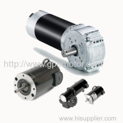 Electric Brushless AC DC Gearmotor Gearbox Motor