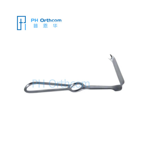 Instrument for the Cranio-Maxillofacial Surgery Ramus Retractor
