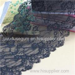 16.5 Cm Scalloped Galloon Lace Embroidered lace trim (J0042)