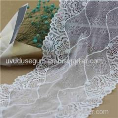 17.5 Cm Galloon Lace Grey lace fabric (J0033)