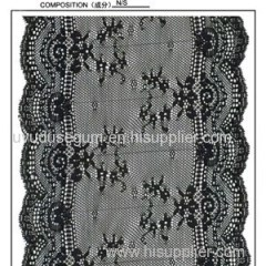 17 Cm Galloon Lace white lace trim (J0053)
