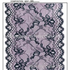 Nylon Jacquard 14.8 Cm Galloon Lace For Garment Accessories (J0075)