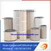 ptfe air filter cartridge gas filter cartridge pleated air filter