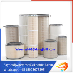 China Anping air filter cartridge fabrication