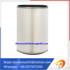 resist compression Carbon Air Filter Cartridge medium filter cartridge For Collection
