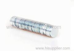 Strong Magnets Disc Diameter Magnetized Super High N52 Grade