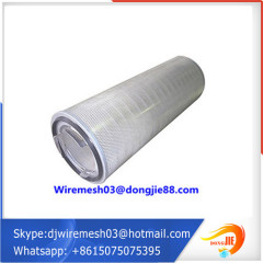 Painting room cellulose paper pleated air filter cartridge