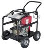 high pressure washer diesel engine with four wheels