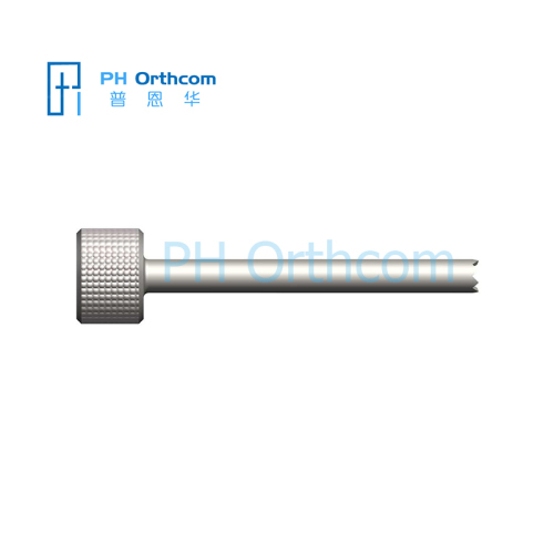 3.2mm Inserter Drill Sleeve for Large Fragment Fractures Lower Extremities Locking Bone Plates Orthopedic Instruments