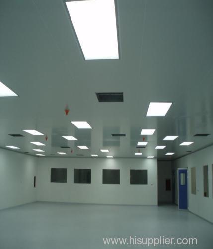 Pharmaceutical clean room light