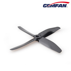 5040 PC plastic model plane 5x4inch propeller with 4 blades