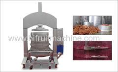Stainless Steel Industrial Hydraulic Wine Press For Grape Wine & Fruit Wine