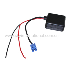 Bluetooth module for blaupunkt radio stereo AUX input with filter