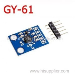 GY-61 ADXL335 3-axis Accelerometer Tilt Angle Module