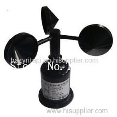 Wind Speed Sensor Voltage Signal 4-20MA / 0-5V Output Wind Speed Transmitter Anemometer