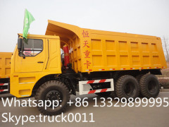 China factory shacman brand 30 ton 12-wheel dump truck for sale