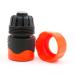 Plastic 3/4 inch garden water hose fitting