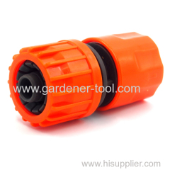 "Plastic 5/8""~3/4"" Hose-Female Fast Connector"