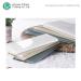 Bathroom Decorative Pure Color Glass Subway Wall Tiles Kitchen Backsplash Design