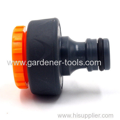 Plastic Soft 1/2 &3/4  Outdoor Hose Tap Connector