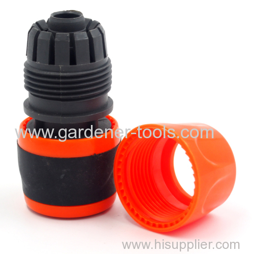 Plastic soft 1/2 inch snap-in quick connector