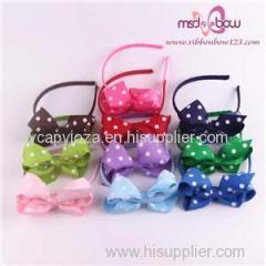 MSD Wholesale Hair Bows Headbands For Girls