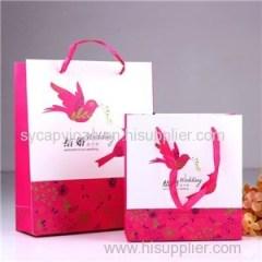 Retail Paper Bag Printing