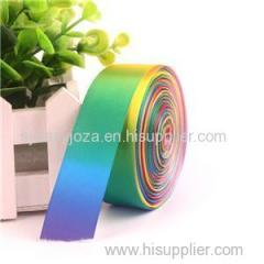 Wholesales Rainbow Reflective Fabric