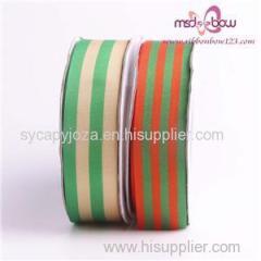 Grosgrain Colorful Polyester Ribbon