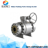 3PC Forged stalnless steel Trunnion Ball Valve