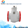 Side Entry 3PC Spilit Body Trunnion Ball Valve