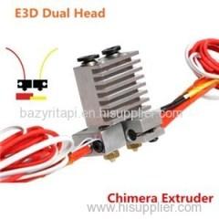 E3D Chimera 1.75mm+0.4mm Nozzle
