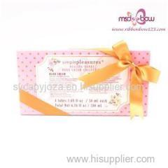 Adhesive Ribbon Bow For Small Package Box